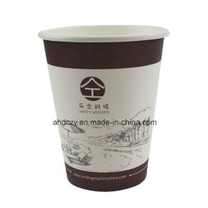 Good Quality 12oz Large White Disposable Paper Cup pictures & photos