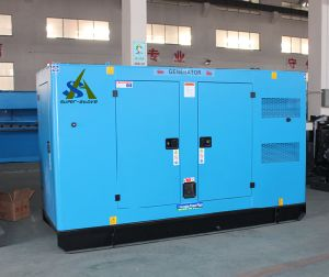 Diesel Generator with Perkins Engines pictures & photos