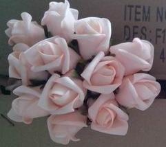Je223460 Foam Spring Foam Rose Artificial Flowers