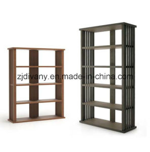 American Style Wood Bookcase (SG-05) pictures & photos