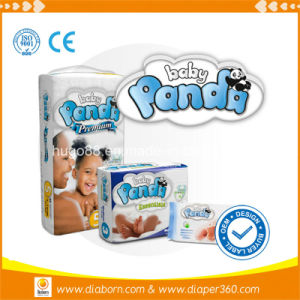 Panda Baby Diaper with Cheap Price OEM pictures & photos