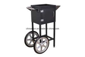 Eton Ce Certified Commercial Electrical Popcorn Machine Popcorn Maker with Cart Et-Pope- (B) -C pictures & photos