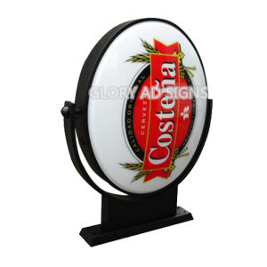 Acrylic LED Light Box, Rotating Light Box pictures & photos