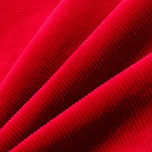 Soft Cotton Spandex Corduroy Fabric for Garment pictures & photos