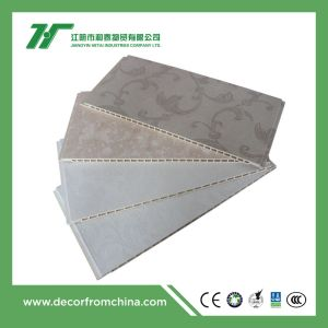 PVC Ceiling Panel, PVC Wall Panel, Decoration PVC Panel, WPC Wall Panel pictures & photos
