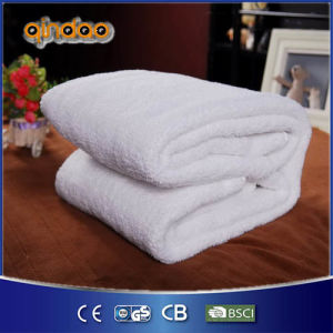 Ce/GS/BSCI Synthetic Wool Heated Mattress with Four Heat Setting pictures & photos