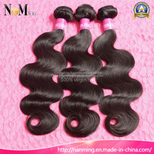 Premium Top Quality Virgin Human Hair Peruvian Hair Weft pictures & photos