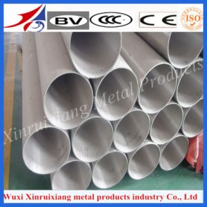 SUS 304 Stainless Steel Seamless Pipe with High Quality