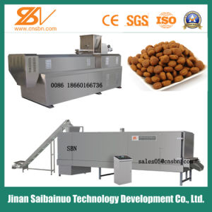 Hot Sale Full Automatic Industrial Anima Pet Food Machine pictures & photos