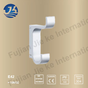 High Quality 304 Stainless Steel Simple Bathroom Hanger (E42)