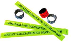Sliver Reflective Armband Meet En (DFT6004) pictures & photos