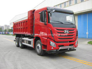 Hyundai Dump Truck 6X4 pictures & photos