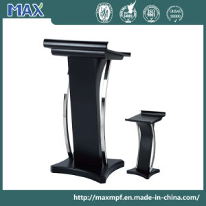 Wooden Adjustable Pulpit for Hotel pictures & photos