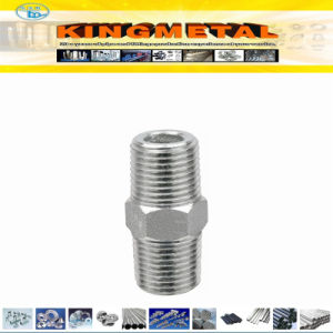 High Pressure Forged F316L Stainless Steel Threaded Concentric Nipple pictures & photos
