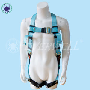 Full Body Harness, Safety Harness, Seat Bel, Safety Belt, Webbing with Certification: Ce0158, Certification Ce-En 361: 2002. (EW0115H)