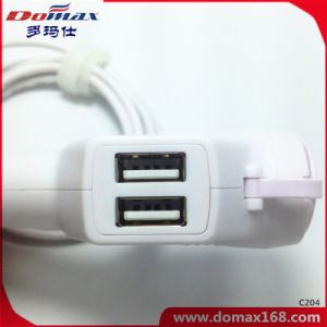 Mobile Cell Phone 3.6A Ssmsung Wired Car Charger with USB Port pictures & photos