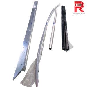 Aluminum/Aluminium Extrusion Profiles for Rack/Carrier Profiles pictures & photos