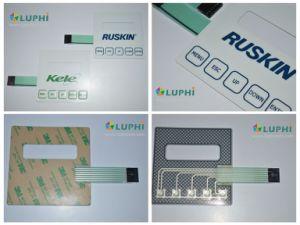 Shielding Pet Printing Circuit Keypad Membrane Switch pictures & photos
