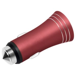 Wholesale Price Universal Portable 5V 2.4A Safety Hammer Car Charger pictures & photos