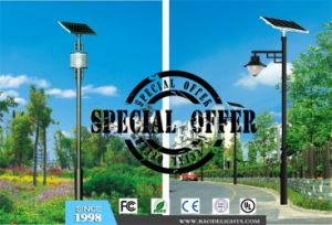 Special Offer 12V Solar Power Garden Light pictures & photos