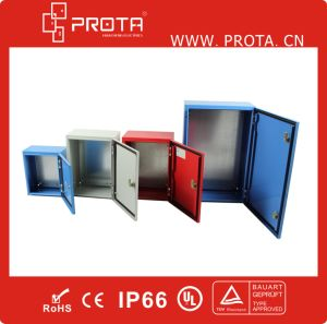 Waterproof Metal Electrical Distribution Box pictures & photos
