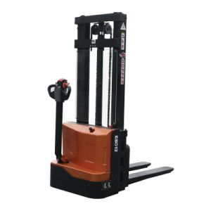1.2t Counterbalance Full Electric Pallet Jack Stacker (CDD12) pictures & photos