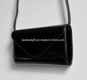 Small Black Clutch Purse for Women Handbag Black Evening Bag pictures & photos