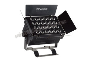 24*RGBW 12W 4in 1 LED High Brightness Spotlight pictures & photos