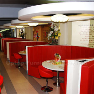 Modern Custom Made Restaurant Furniture Booth Seating (SP-CS146) pictures & photos