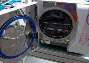 Dental Medical Surgical Autoclave Sterilizer with Printer pictures & photos