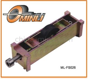 Zinc Bracket with Single Metal Pulley for Popular Sale (ML-FS026) pictures & photos