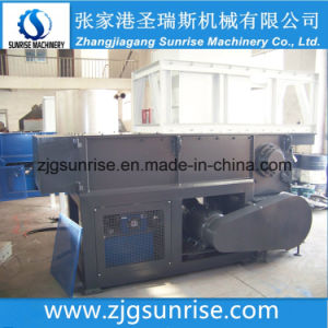 Single Shaft Shredder Plastic Lump Shredder Machine pictures & photos