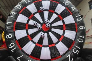 Giant Velcro Inflatable Soccer Dart Board Chsp521 pictures & photos