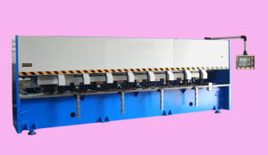 V Cutting/Grooving Machine for Stainless Steel Sheets pictures & photos