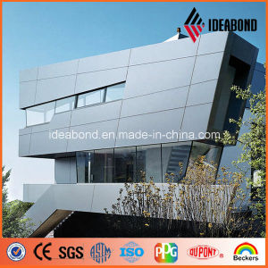 Wall Panel Color Coated Aluminium Plate pictures & photos