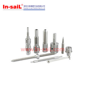 OEM Service CNC Machining Turning Parts Manufacturer pictures & photos
