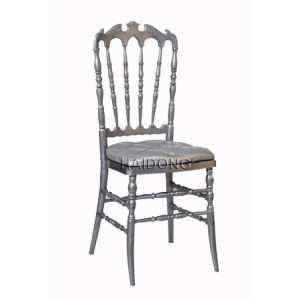 New Design Silver Lucite Plastic Royal Chairs in Rental pictures & photos
