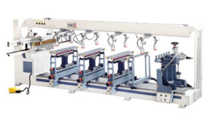 Solid Wood Panel/ Ply Chipboard Holing Machine pictures & photos