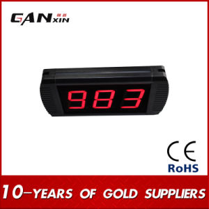 [Ganxin] 3inch 7segment Fitness Sports Digital Countdown Timer pictures & photos