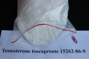 Safe Muscle Building Steroids / Testosterone Isocaproate for Male Sexual Dysfunction CAS 15262-86-9 pictures & photos