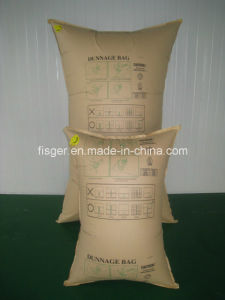 High Burst Pressure Paper Dunnage Air Bags Used to Protect The Goods From Being Damaged During Tansit pictures & photos