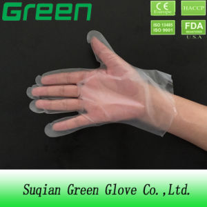 Disposable Plastic Polyethylene CPE Gloves (ISO, CE certificated) pictures & photos