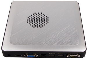 Intel Celeron Dual Core Mini PC with Dual LAN Ports (JFTCK390NB) pictures & photos