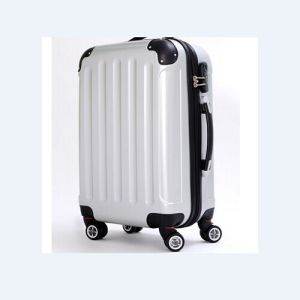 Siliver PC Luggage Sets with 4 Wheels pictures & photos