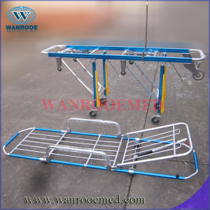 Ea-3A3 Single Layer Adjustable Rescue Stretcher Carts for Patient pictures & photos