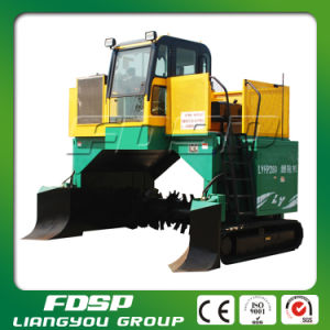 Hot Selling Automatic Chicken Manure Compost Turner Machine pictures & photos