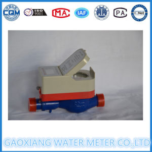 Prepaid IC Card Water Meter for Hot Water pictures & photos