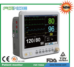 CE Approved Hot Selling Pm-7000A Patient Monitor Price pictures & photos