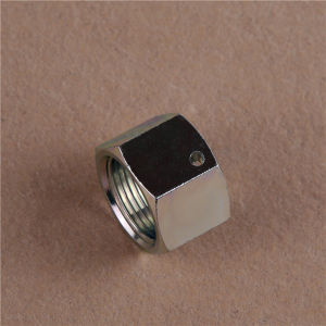 Jic Male/ Bsp Male Nut Hydraulic Fitting pictures & photos