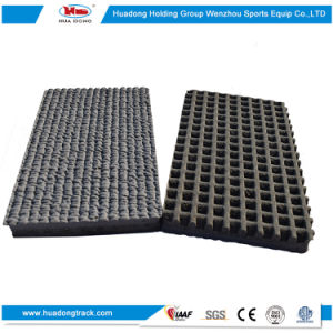 Stadium Material Synthetic Running Track Rubber Sports Flooring pictures & photos